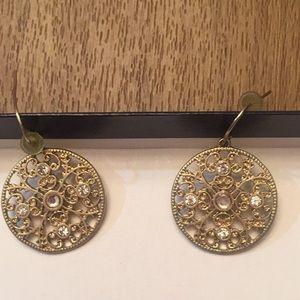 Francesca's Hanging Earrings